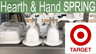 Target Hearth & Hand with Magnolia, SPRING Collection! Part 1
