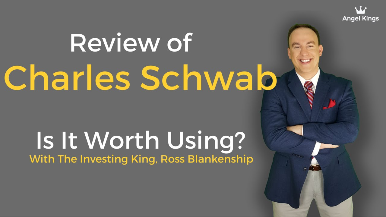 charles schwab talk to chuck With a combination of slim fees, a dedication to homey, approachable customer service—remember those talk to chuck ads—and a focus on technology, charles schwab corp has morphed from a.