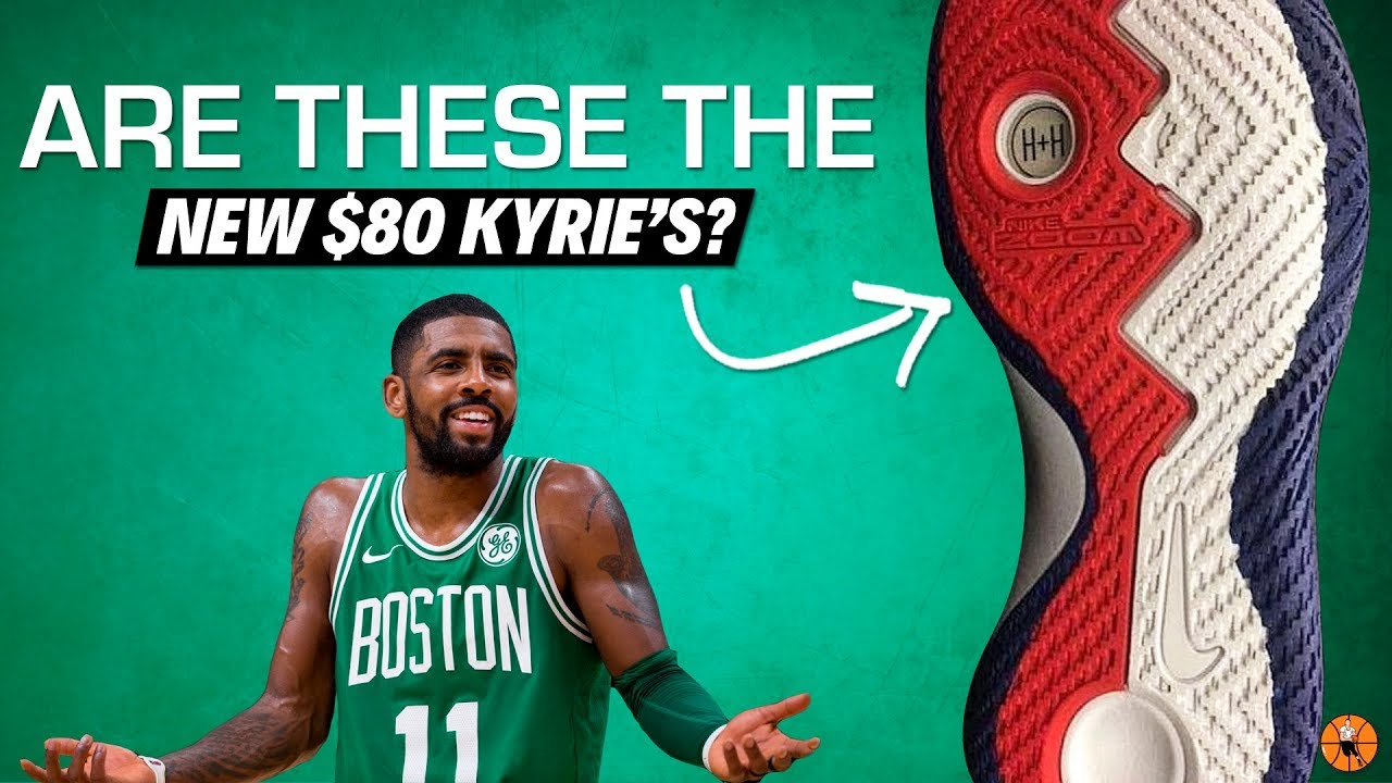 Kyrie Irving's $80 Budget Shoe Unveiled?! | Nike Kyrie 4