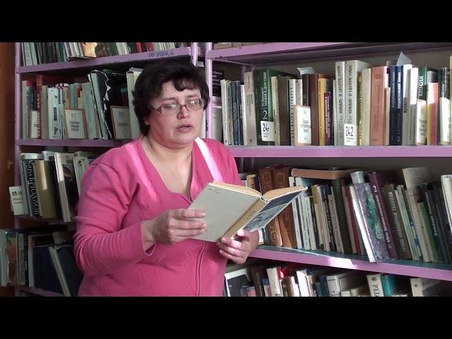 Изображение предпросмотра прочтения – ЛидияСеменова читает произведение «Сусальный ангел» А.А.Блока