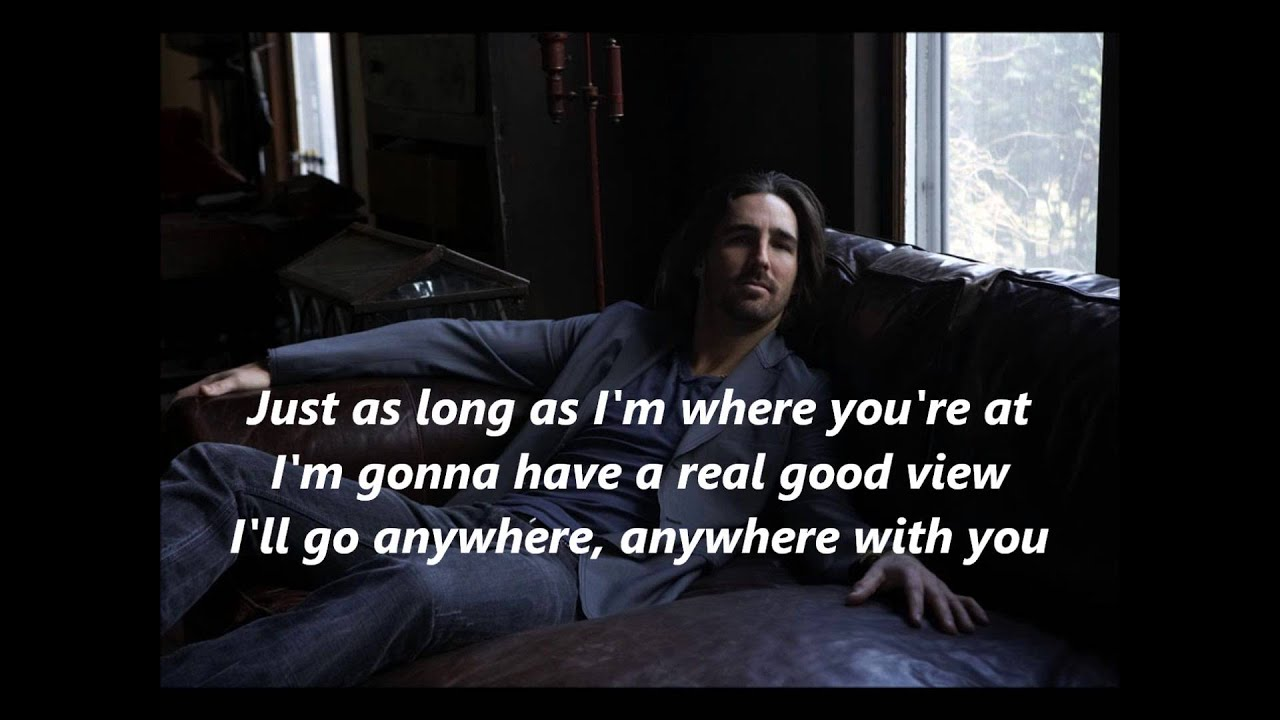 Jake Owen List Of Songs Beautiful jake owen anywhere with you with lyrics - youtube