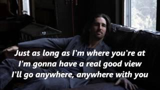 Jake Owen Anywhere With You with Lyrics