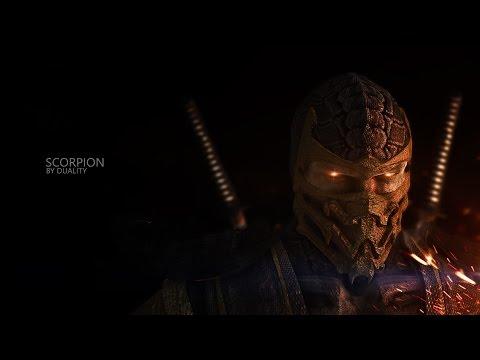 SCORPION Mortal Kombat Edit By Duality (WALLPAPER IN DESC)