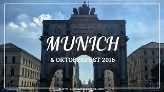 Munich & Oktoberfest 2016