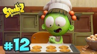Spookiz | 112 - Zizi's Cookies (Season 1 - Episode 12) | Videos For Kids 스푸키즈