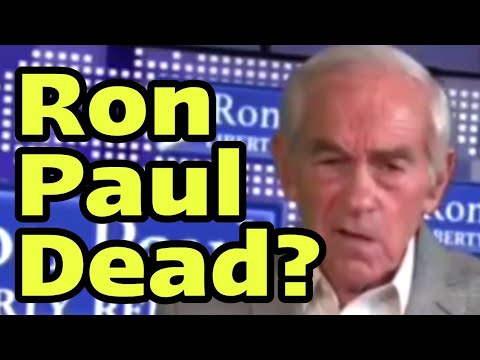 Ron Paul hospitalized after apparent medical episode, says he's ...