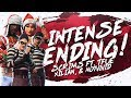 MOST INTENSE ENDING  Squad Scrims ft  Tfue  NotVivid   Xil  Fortnite BR Full Match