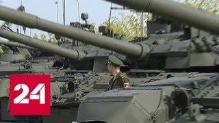 В России открывается IV Международный военно-технический форум 'Армия' - Россия 24
