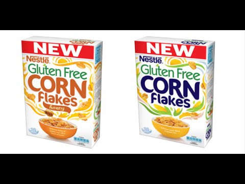 New gluten free corn flakes