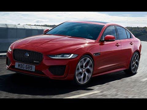 2020 Jaguar XE Design evolution Old vs New