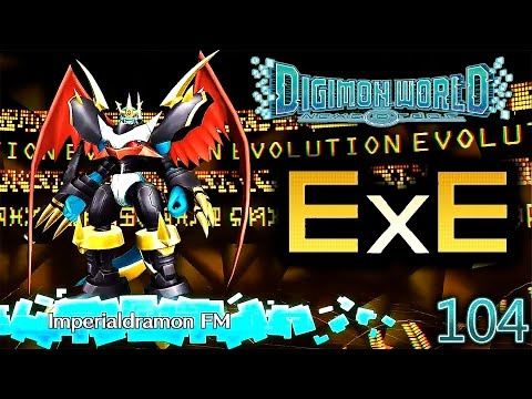 Digimon World Next Order [104] ExE Digitation IMPERIALDRAMON