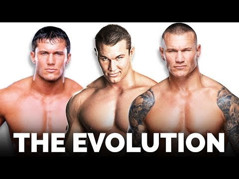 The Evolution Of Randy Orton - WWE (2001-2019)