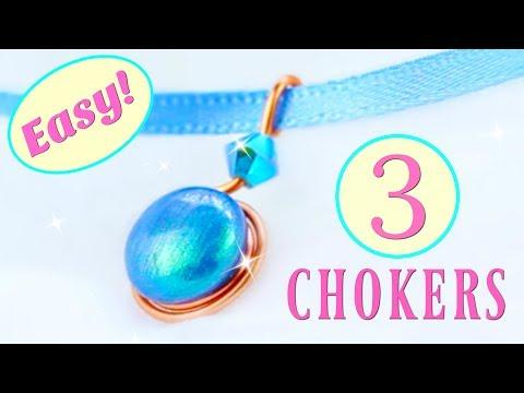 3-diy-chokers-|-no-tools!!-|-easy-chokers-|-no-special-tools