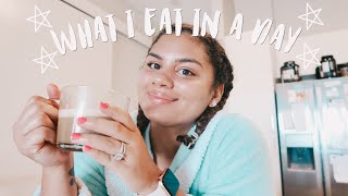 What I Eat In A Day to Lose Weight 2019 + STABBING MYSELF FROM AN 🥑😅