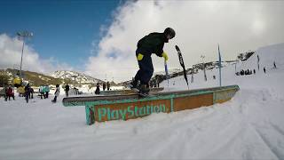 Perisher PlayStation Rail Jam - Saturday 30 September