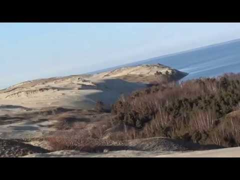 Lonely Planet - The Curonian Spit @ Naglis Nature Reserve, Neringa, Lithuania