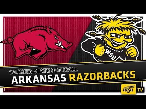 Wichita State Softball :: WSU vs. Arkansas Razorbacks