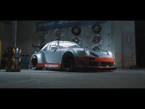 SONY A7S S-LOG3 SHENZHEN「RWB」NakaiSan Porsche911(930)