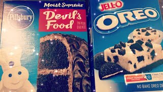 COOKING SHOW | Oreo Cake Tutorial