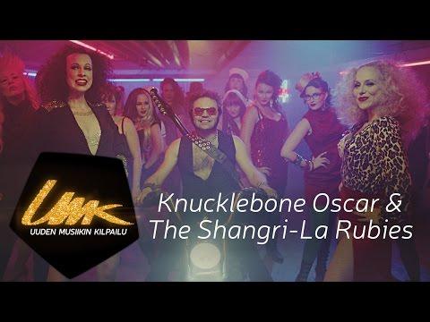 "UMK17 // KNUCKLEBONE OSCAR & THE SHANGRI-LA RUBIES: ""Caveman"""