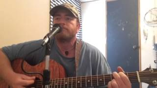 Garth Brooks/Standing Outside The Fire(cover)