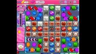 Candy Crush Saga Nivel 1248 completado en español sin boosters (level 1248)