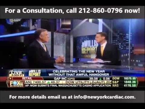 Dr. Steven Reisman, Best New York Cardiologist on Alcohol Hangover