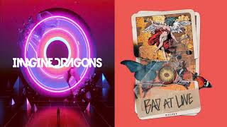 Imagine Dragons V.s. Halsey Whatever It Takes Bad At Love Mashup.mp3