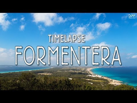 FORMENTERA EN TIMELAPSE  (a weekend travel video)