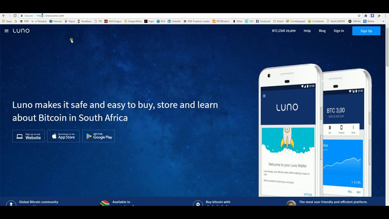 How To Open And Fund Your Luno Account
