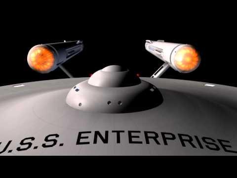 Enterprise Bussard Test