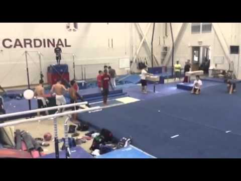 Stanford Camp 2015 Training