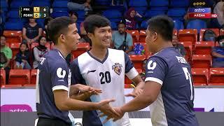 Stl 2019: Perak Bison Lwn Pdrm Defenders | 2-1 | Astro Arena
