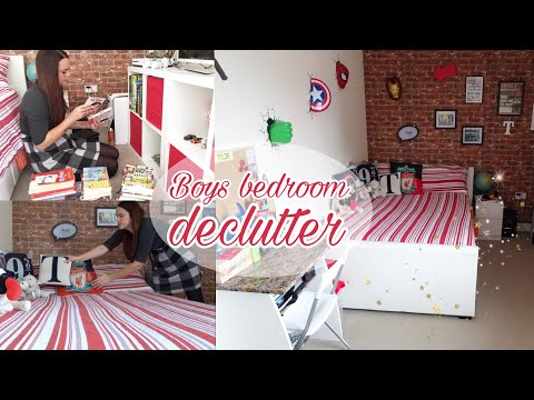 DECLUTTERING, ORGANISING & SPEED CLEANING MY DAUGHTERS BEDROOM | ROOM TOUR from YouTube · Duration:  11 minutes 56 seconds