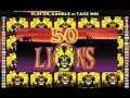 50 lions Aristocrat Pokies Slots - Free Play No Download Software Version