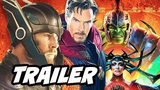Thor Ragnarok Trailer - Doctor Strange Breakdown