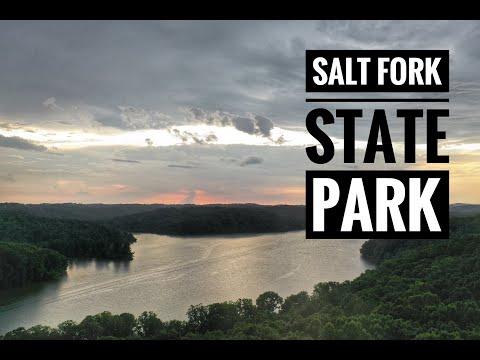 Salt Fork State Park Ohio | July 2019