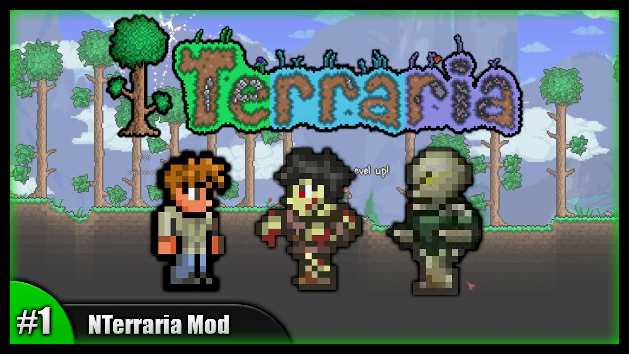 how to get modded terraria