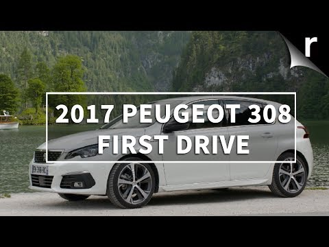 2017 Peugeot 308 review: First drive
