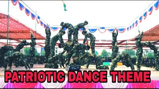 15 AUGUST || INDEPENDENCE DAY || PATRIOTIC DANCE || CHOREOGRAPHY BY MANU SIR || THE RAJASTHAN SCHOOL