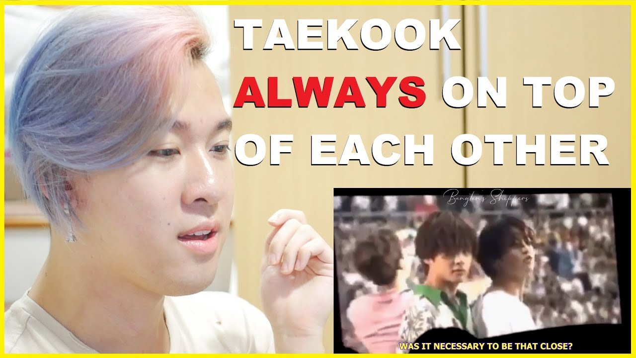 TAEKOOK MOMENTS YOU DIDN'T CATCH IN JAPAN (Jungkook x Taehyung update)  Reaction | BTS Reaction