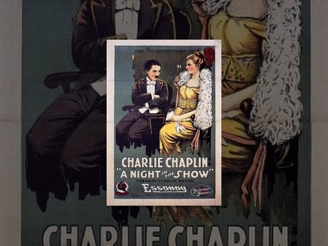 Charlie Chaplin: A Night in S