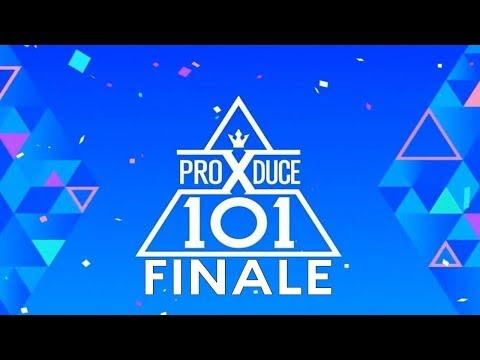 PRODUCE X 101 FINAL EP   TOP 10 + X