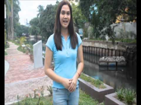 UST Broadcast Journalism - standupper