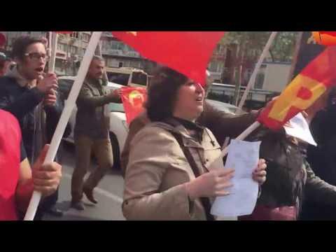Taksim Kızıldır Kızıl Kalacak!