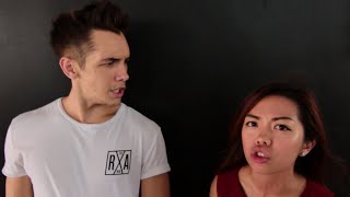 Ohhsome crossXover with Mark Odea & Jenn Chia: Cheesy pickup lines & free social chat with #Hotlink