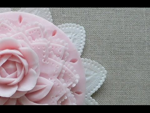 Soap carving tutorial: how to carve the lace pattern youtube