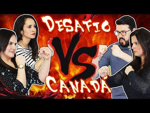 DESAFIO: VOCÊ CONHECE O CANADÁ?