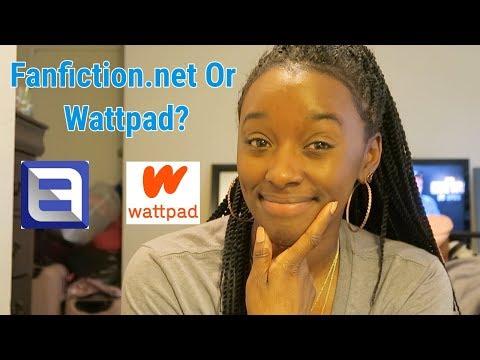 Fanfiction.net Or Wattpad?