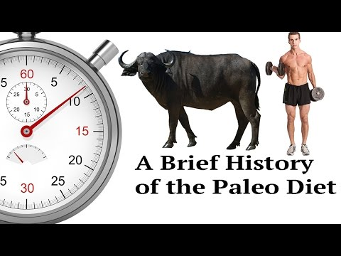 A Brief History of the Paleo Diet